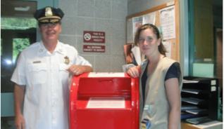 Girl Scout Ashley Peloso develops new P2D2 program in Massachusetts